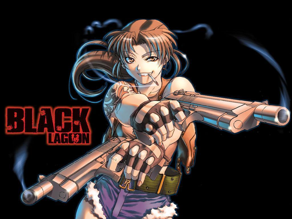 Black Lagoon Wallpapers