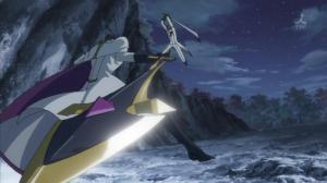 ...friggin' swords!