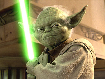 YODA, my name is!