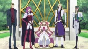 ...Nunnally is still alive and hates Lelouch & Suzaku.