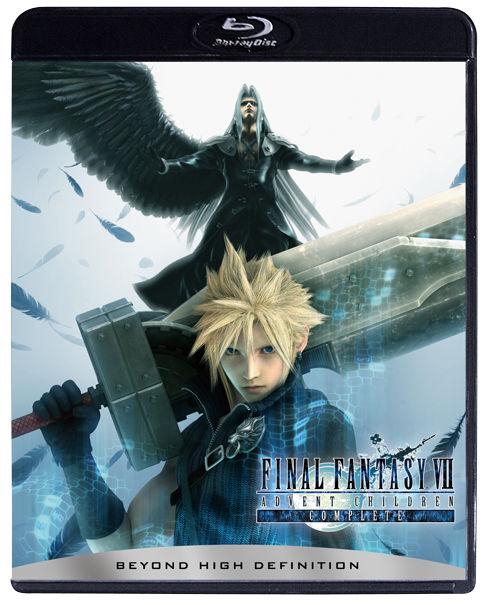 Последняя Фантазия VII: Дети Пришествия / Final Fantasy VII: Advent Children Complete (Тэцуя Номура) [Movie][без хардсаба][RUS(ext),JAP(int,ext:FLAC,TrueHD,DTS)+SUB] [2009 г., приключения,боевые искусства, фэнтези, BDRip][720p]