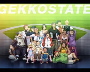 Gekkostate's mismatched crew