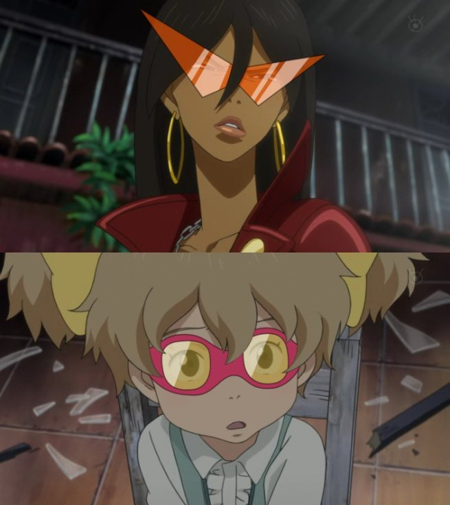 michiko-to-hatchin-to-gurren-lagann