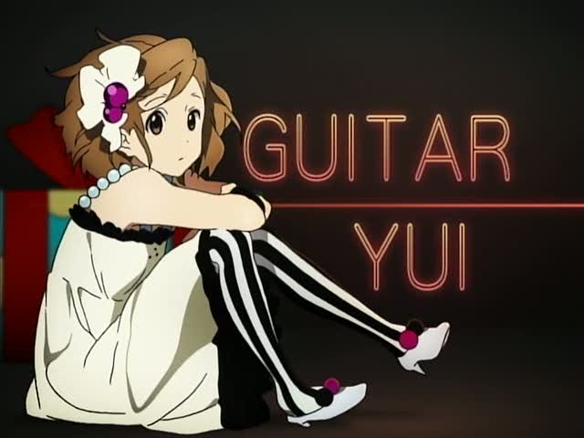Adivina el cosplay ^^ Yui-k-on