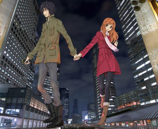 higashi no eden couple