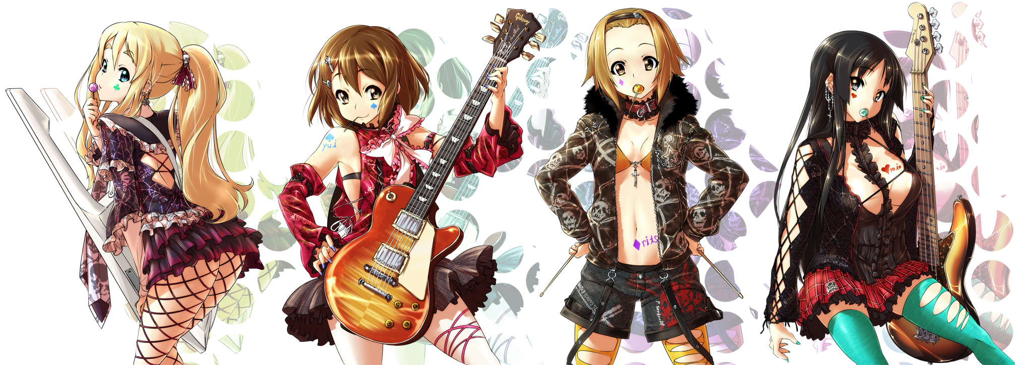 Images De K-On! ~♥ - Page 2 K-on-rock