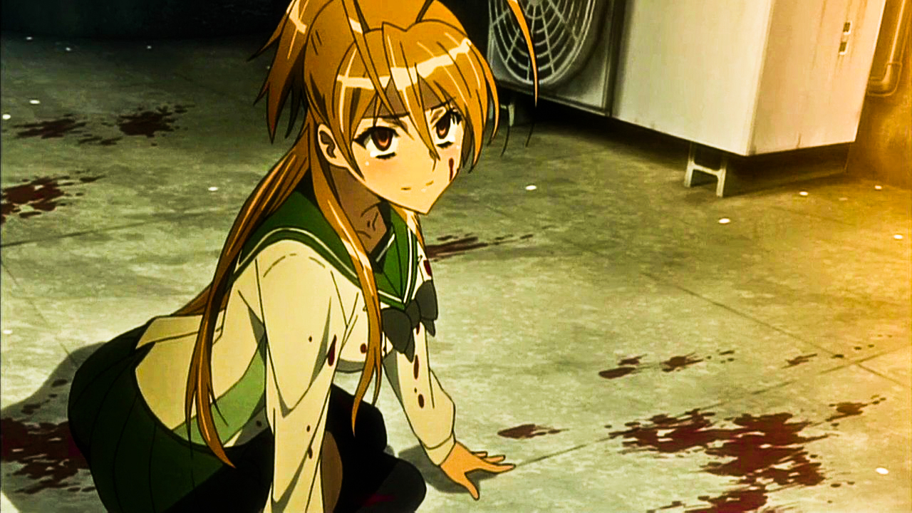 highschool of dead. Highschool of the Dead,